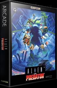 Alien vs. Predator - Box - 3D
