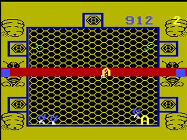 Killer Bees! - Screenshot - Gameplay
