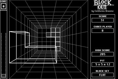 Blockout - Screenshot - Gameplay