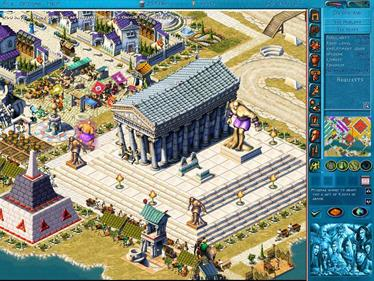 Poseidon: Master of Atlantis - Screenshot - Gameplay