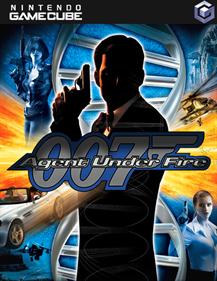 007: Agent Under Fire - Fanart - Box - Front