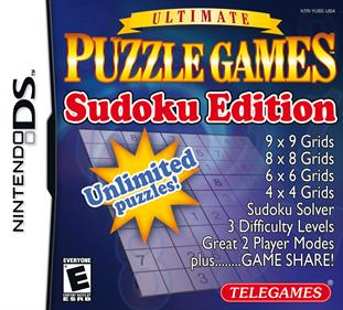 Ultimate Puzzle Games Sudoku Edition