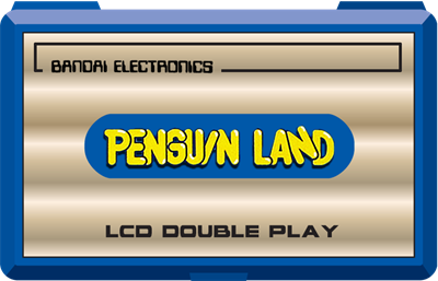 Penguin Land - Clear Logo