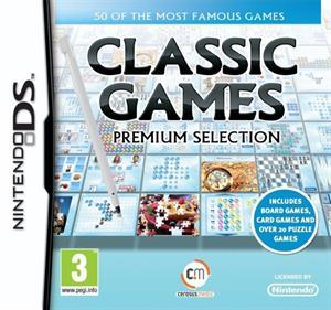 Classic Games: Premium Selection