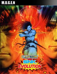 Capcom vs. SNK: Evolution