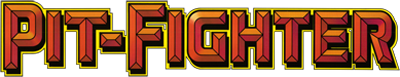 Pit-Fighter - Clear Logo