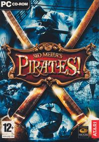 Sid Meier's Pirates! - Box - Front