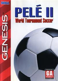 Pelé II: World Tournament Soccer