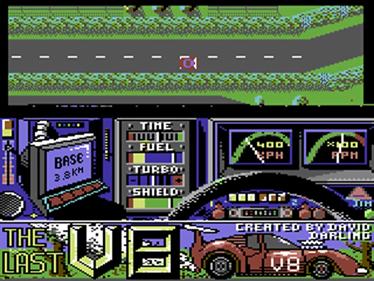 The Last V8 - Screenshot - Gameplay
