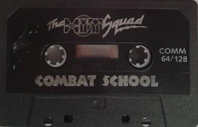 Combat School - Cart - Front