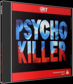 Psycho Killer - Box - 3D