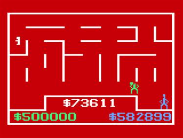 Take the Money and Run - Screenshot - Gameplay