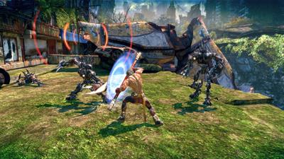 Enslaved: Odyssey to the West - Screenshot - Gameplay