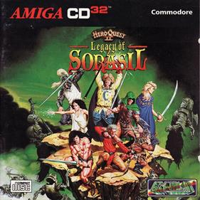HeroQuest II: Legacy of Sorasil