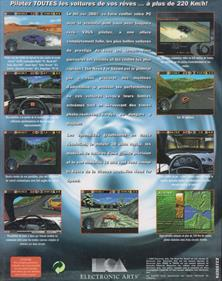 The Need for Speed - Box - Back