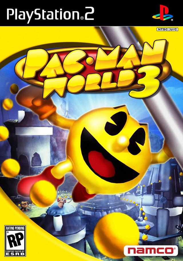 Pac Man Platforms