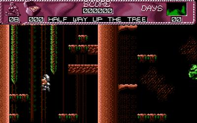 The Adventure of Norris - Screenshot - Gameplay