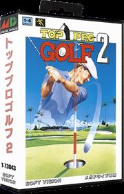 Chi Chi's Pro Challenge Golf - Box - 3D