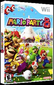 Mario Party 8 - Box - 3D