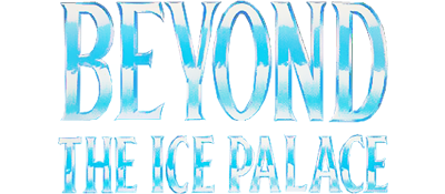 Beyond the Ice Palace - Clear Logo