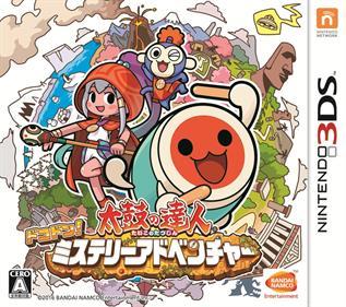 Taiko no Tatsujin: Doko Don! Mystery Adventure