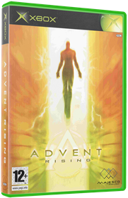 Advent Rising - Box - 3D