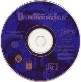 Descent to Undermountain - Disc