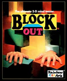 Block Out - Box - Front