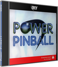 Power Pinball - Box - 3D