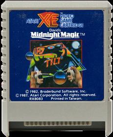 David's Midnight Magic - Cart - Front
