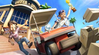 Leisure Suit Larry: Magna Cum Laude - Fanart - Background