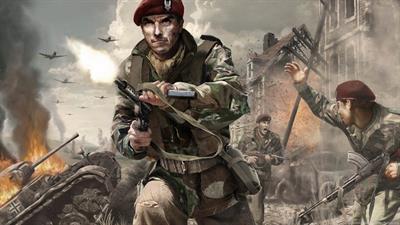 Call of Duty 3 - Fanart - Background