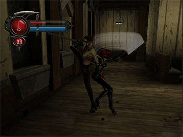 BloodRayne 2 - Screenshot - Gameplay
