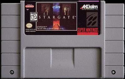 Stargate - Fanart - Cart - Front