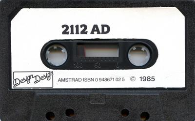 2112 AD - Cart - Front
