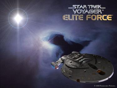 Star Trek: Voyager: Elite Force - Fanart - Background
