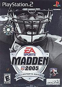 Madden NFL 2005: Collector's Edition