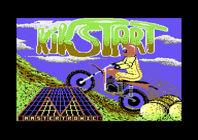 Kikstart: Off-Road Simulator - Screenshot - Game Title