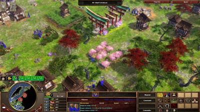 Age of Empires III: The Asian Dynasties - Screenshot - Gameplay