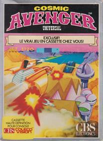 Cosmic Avenger