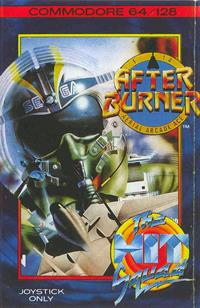 After Burner (European Version)