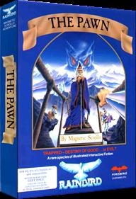 The Pawn - Box - 3D