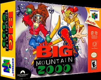 Big Mountain 2000 - Box - 3D