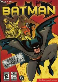 Batman: Justice Unbalanced
