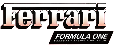 Ferrari Formula One - Clear Logo