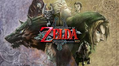 The Legend of Zelda: Twilight Princess HD - Fanart - Background