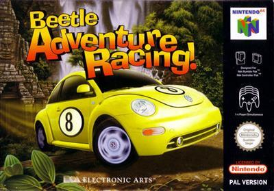 Beetle Adventure Racing! - Box - Front