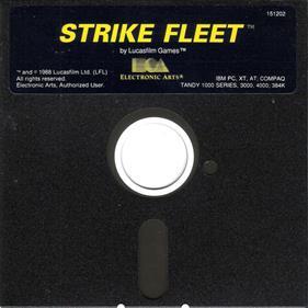 Strike Fleet - Disc