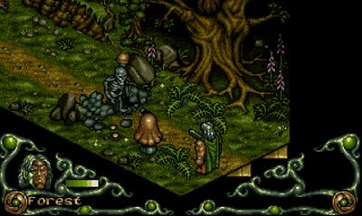 Darkmere - Screenshot - Gameplay