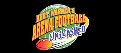 Kurt Warner's Arena Football Unleashed - Clear Logo